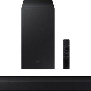Samsung HW-A450 2.1ch A-Series Soundbar with Subwoofer (2021) HW-A450/XY