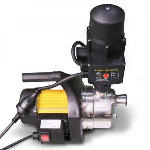Hydro Active 800w Stainless Auto Water Pump 70A -Yellow pum-hda-70a-yl