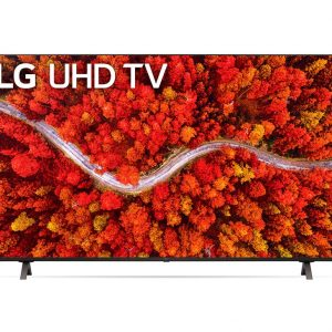 LG 50UP8000PTB UHD 80 Series 50 inch 4K w/ AI ThinQ Smart TV