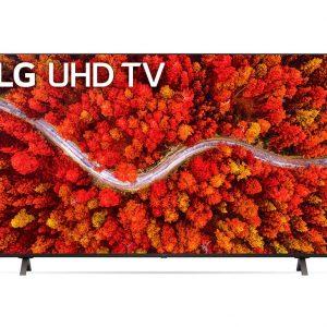 LG 55UP8000PTB UHD 80 Series 55 inch 4K w/ AI ThinQ Smart TV