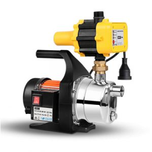 Giantz 1500W High Pressure Garden Water Pump with Auto Controller PUMP-GARDEN-1500-YEL