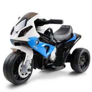 Kids Ride On Motorbike BMW Licensed S1000RR Motorcycle Car Blue RCAR-S1000RR-BU