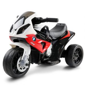 Kids Ride On Motorbike BMW Licensed S1000RR Motorcycle Car Red RCAR-S1000RR-RD