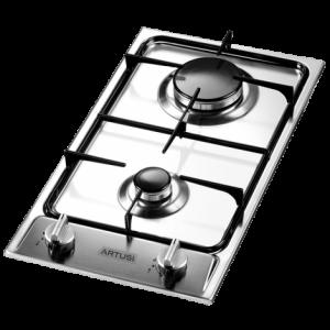 Artusi AGH30XFFD 30cm Domino Natural Gas Cooktop