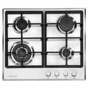 Artusi 60cm Built-In Gas Cooktop PAGH600X