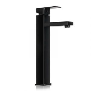 Cefito Basin Mixer Tap Faucet Black TAP-A-81H57T-BK