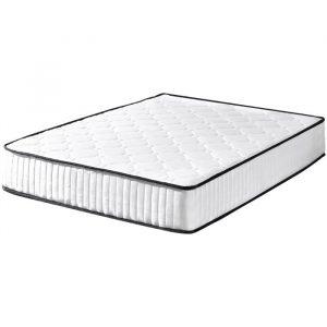 DreamZ King Single Size 5 Zoned Pocket Spring Bed Mattress MS1003-KS