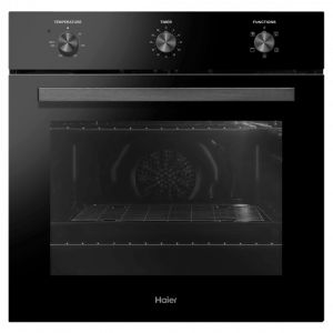 Haier HWO60S4LMB2 60cm 4 function Electric Oven